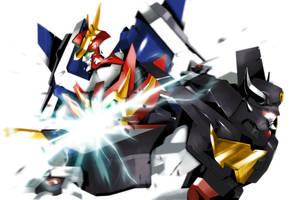 Final battle of Takara