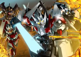 Knights Of Cybertron