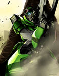 Commission: Crosshairs