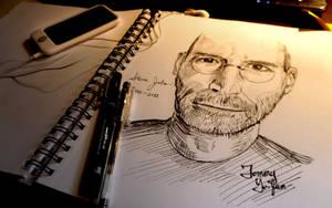 RIP Steve Jobs by styj