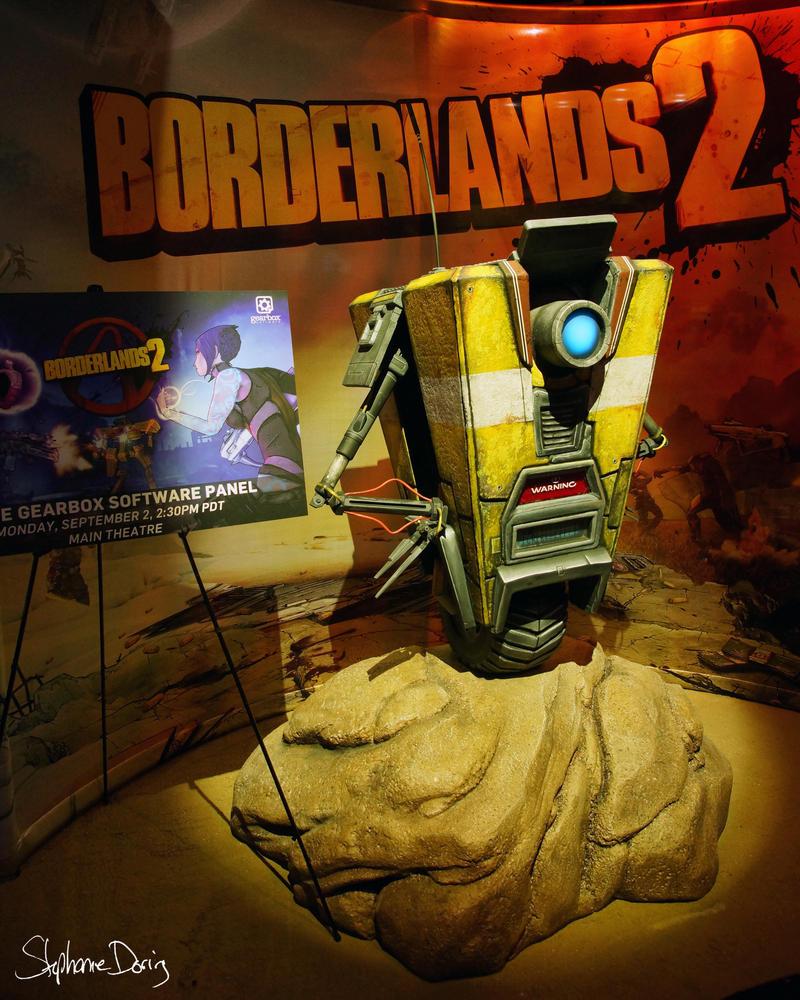 BorderLands 2 by Dark-Blood89