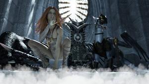Throne Aeron 2020