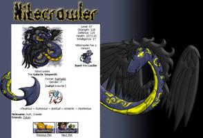 Subeta- Nitecrawler's Profile by Rapha-chan