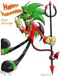 Halloween 2008: Devil Scourge