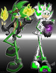 Scourge+Light: Unlikely Allies
