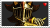 Stamp: Sir Lancelot by Rapha-chan