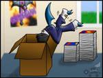 PKMNC: Spring Cleaning 2012 - Wyborn Unpacking