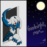 PKMNC: Mother's Day - Goodnight, Mom... by Rapha-chan