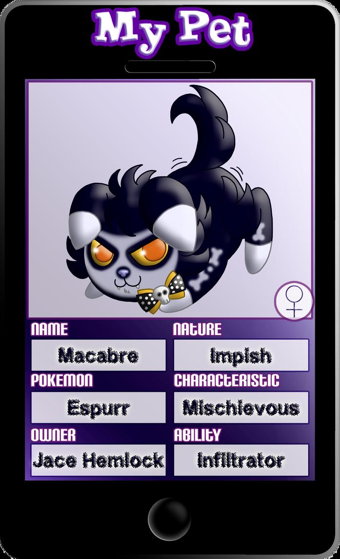 Jace's Pets: Macabre by Rapha-chan