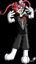PKMNSkies: Masquerade Ball - Tuxedo Dash