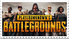 STAMP: Playerunknown's Battlegrounds by woodelands