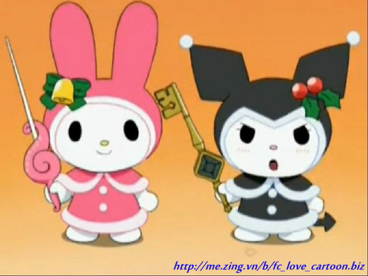 My Melody And Kuromi Merry Christmas by chichicherry123 on ...