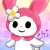 Free Icon My Melody ~ by chichicherry123