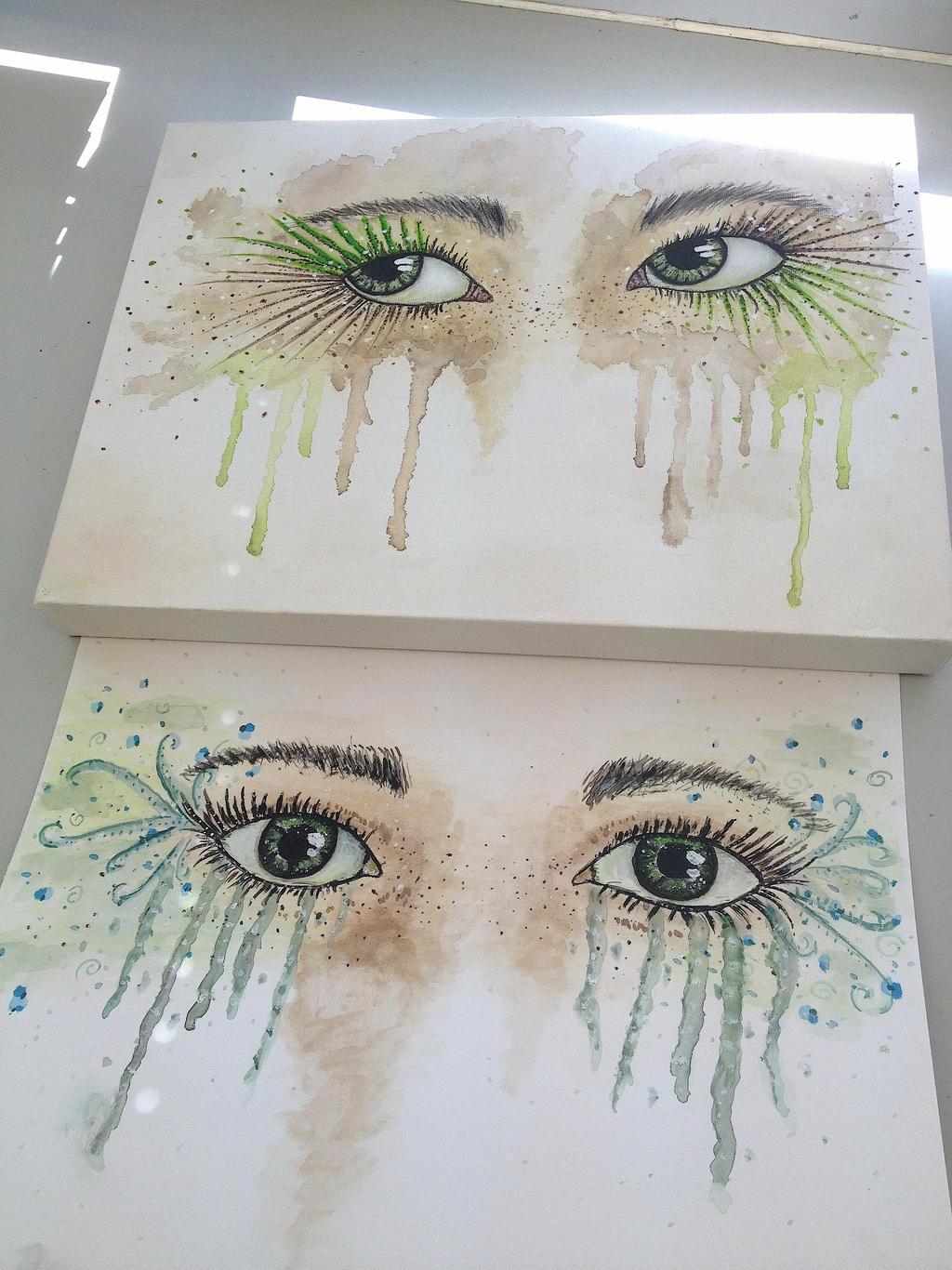 GCSE Art Coursework, any ideas?