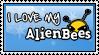 AlienBees Stamp by ueris