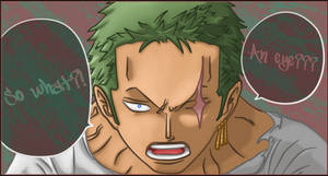 Colo 010 Zoro - Remastered by dDsign