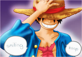 Colo 012 Monkey D. Ruffy by dDsign