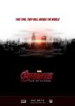 Avengers - Age of Ultron Fan Poster 2