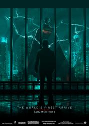 Superman/Batman - World's Finest - Poster (1.0)