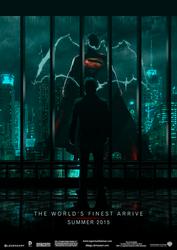 Superman/Batman - World's Finest - Poster (1.1)