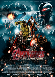 The Avengers 2 - Age of Ultron Fan Movie Poster