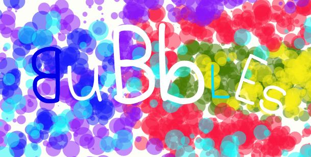 Bubbles -Background- by NinjaWithSunglasses