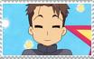 Minoru Shiraishi Stamp by xxChihiroSan