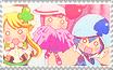 Shugo Chara Stamp by xxChihiroSan