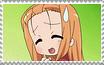 Ayano Stamp by xxChihiroSan