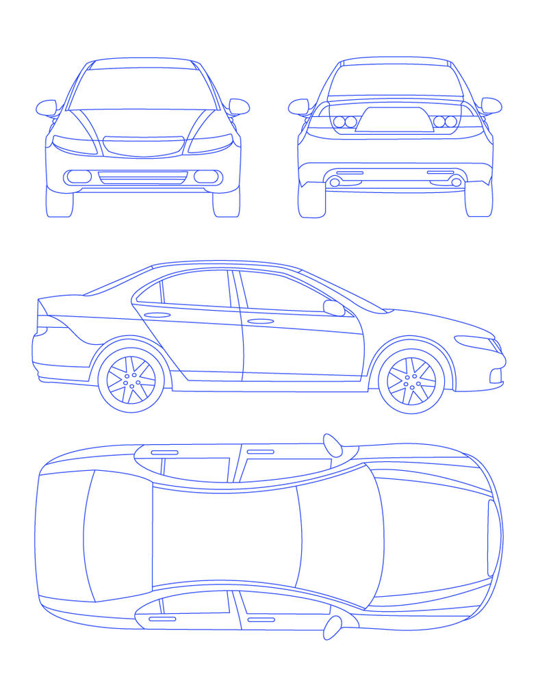 Car blueprints by fighttheassimilation on deviantart car blueprints by fighttheassimilation malvernweather Image collections