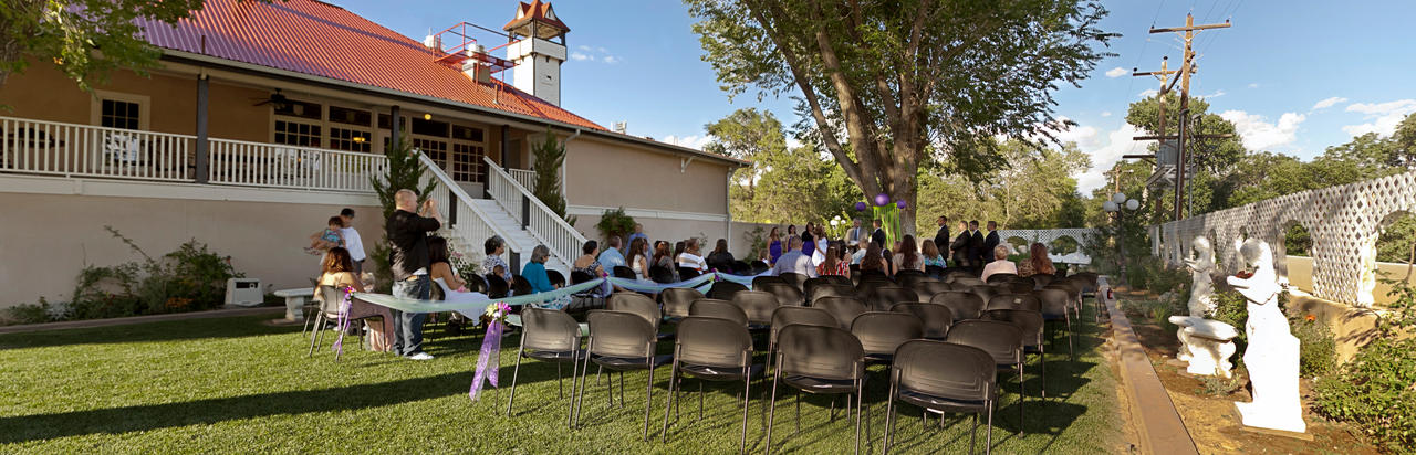 Wedding Panorama 1 by FightTheAssimilation