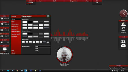 WIP NoName for Rainmeter Preview n4