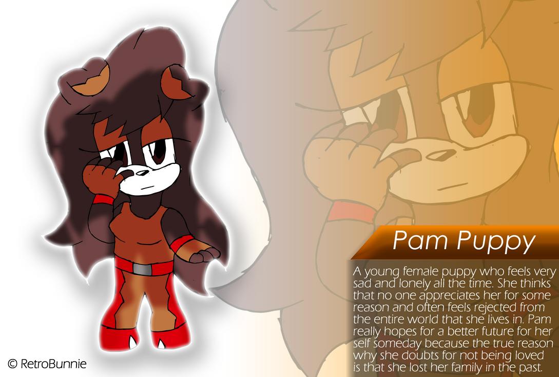 RetroBunnie Art Thread - Page 3 Pam_puppy___retrobunnie_by_retr0bunnie-d8j85y3