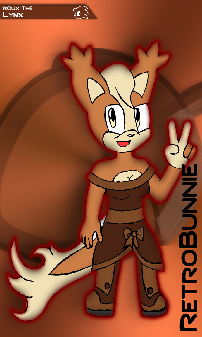 RetroBunnie Art Thread - Page 2 Roux_the_lynx___retrobunnie_by_retr0bunnie-da40ml9
