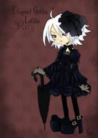 Elegant Gothic Lolita by VegaNya