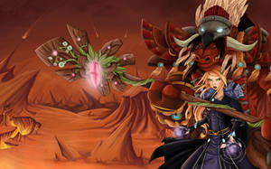 World of Warcraft by VegaNya