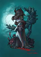 Red Hunter by VegaNya
