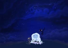 Dreams by VegaNya