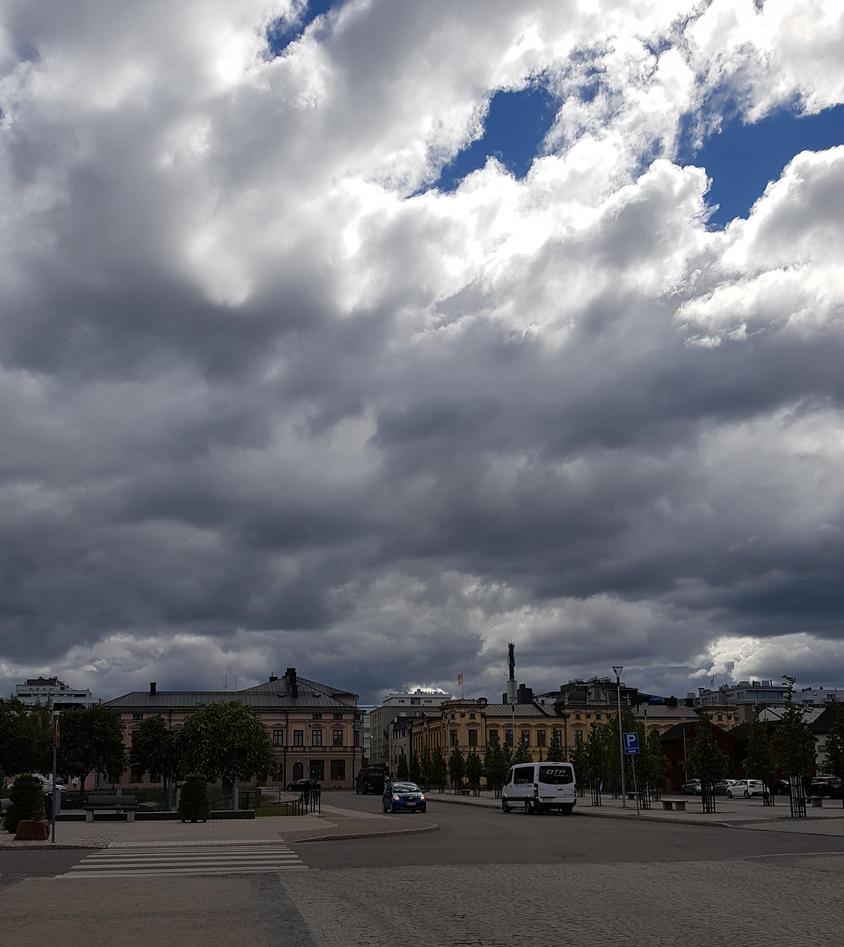 Blanket Of Clouds by Seeeks