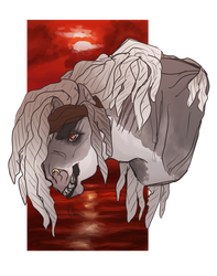 [c] blood in the water