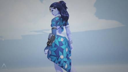cote d' azur widowmaker  '18 by TheACRX