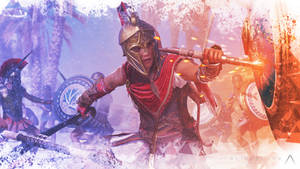 Kassandra  [Assassins Creed Odyssey]