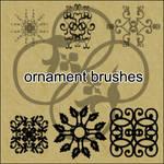 Ornament Brushes 3