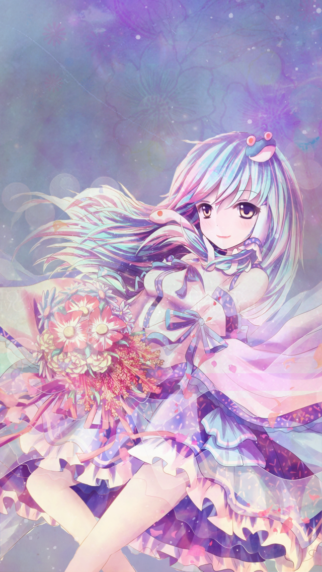 Anime Love Iphone Wallpaper : Iphone 5 Wallpaper ~ Random Anime by Hikocchi on DeviantArt