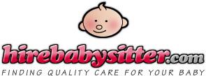 hirebabysitter logo by Graffiz
