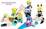 Sailor Senshi base Collab