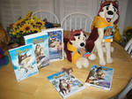Here is just a big pic of my Balto Collection XD