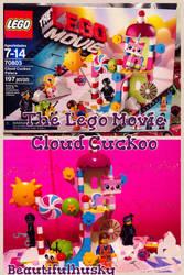 The Lego Movie Cloud Cuckoo Set by BeautifulHusky