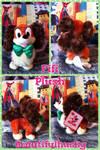 Disney Store Fifi Plush