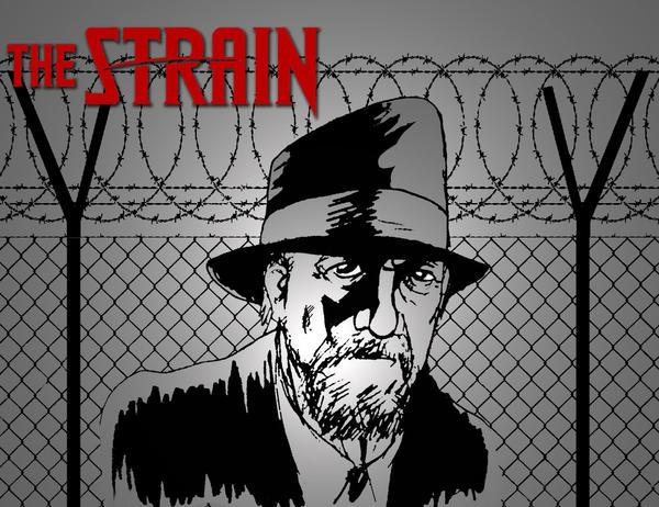 Professor Abraham Setrakian by nailsin